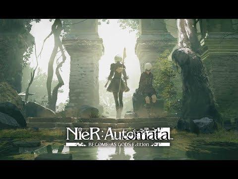 NieR:Automata BECOME AS GODS Edition E3 2018 Trailer de NieR Automata
