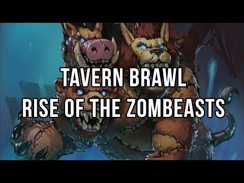 Tavern Brawl - Rise of the Zombeasts