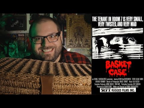 Basket Case (1982) – Blood Splattered Cinema (Horror Movie Review)