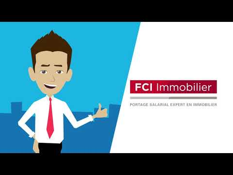 Le portage salarial immobilier avec FCI Immobilier