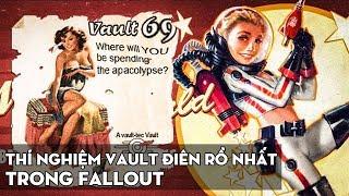 10 thí nghiệm VAULT điên rồ nhất trong Fallout - Phần 2