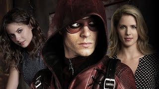 Уилла Холланд, Arrow: Colton Haynes, Emily Bett Rickards, Willa Holland Season 3 Interview - Comic Con 2014
