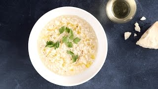 How to Master Risotto