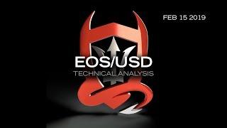 """""""EOSUSD"""" Technical Analysis (EOSUSD) : Sensei Tutum breaking it down  2.15.19"""