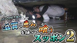 パンクおじさんの【滋賀の恵みを捕って喰う】スッポン編2