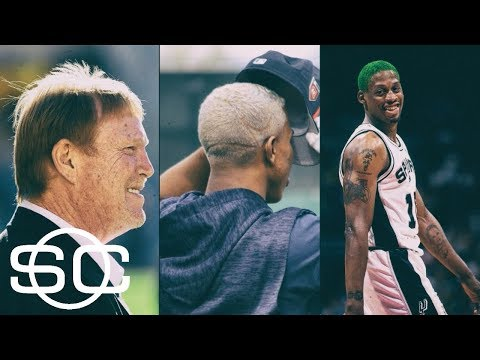 Francisco Lindor joins list of sports figures with questionable hairstyles | SportsCenter | ESPN