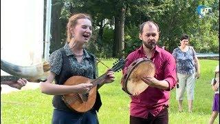 В Великом Новгороде прошёл Фестиваль музыкальных древностей «Словиша»