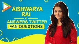 Aishwarya Rai Bachchan REVEALS why she wasn't cast in Padmaavat & Bajirao Mastaani