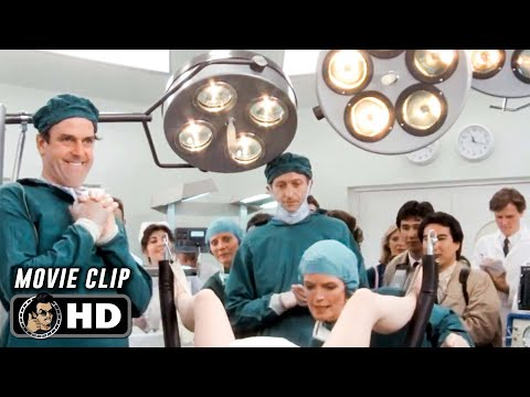 THE MEANING OF LIFE Clip - Birth (1983) Monty Python Movie