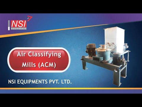 Air Classifying Mill (ACM)