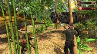 Dino Safari: Evolution / Android Gameplay HD