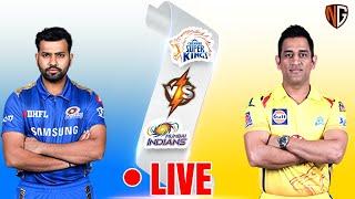 CSK vs MI LIVE CRICKET || IPL T20 CRICKET || Live Scores and Commentary || CRICKET 2020