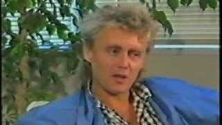 Roger Taylor interview US Top 10