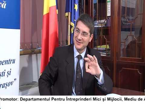 (VIDEO) Locuri de muncă pentru TINEri în București și regiunea Centru Brașov – GEORGE BREZOI (E3)
