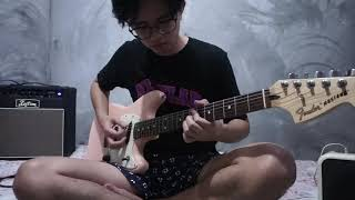 The 1975   People (Guitar Cover)