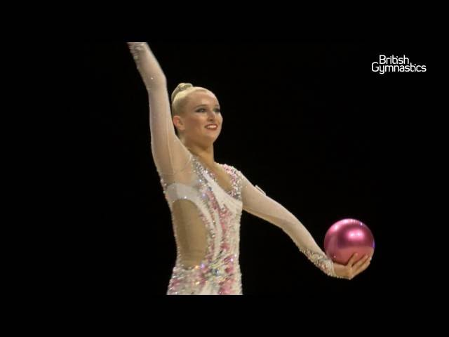Championship Series in focus - rhythmic gymnastics