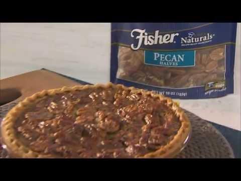 Fisher Quick Tip: Pecan Pie