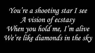 Diamonds   Rihanna (acoustic) W Lyrics