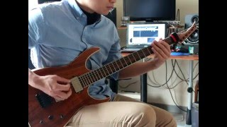 Periphery - Alpha Guitar Cover