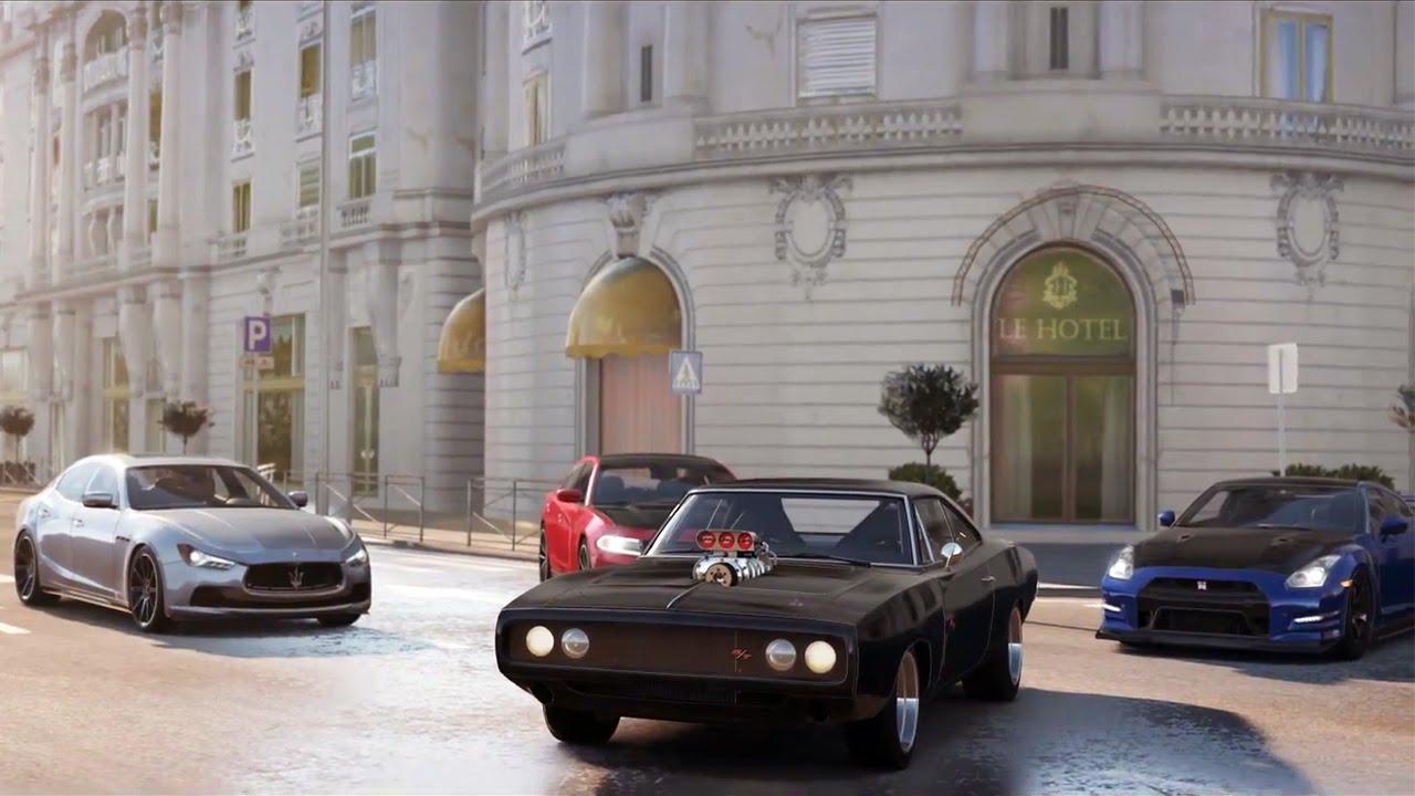 FORZA HORIZON 2 – Fast & Furious 7 DLC Gameplay #VideoJuegos #Consolas