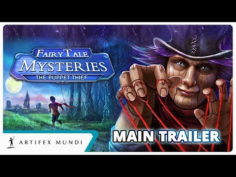 Fairy Tale Mysteries: The Puppet Thief Official Trailer thumbnail