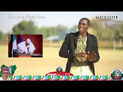 Baba Buhari Nigeria Sai Baba Hausa Song Teaser