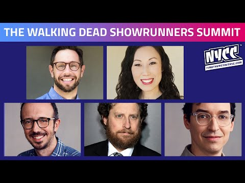 Entertainment Weekly Presents The Walking Dead Showrunners Summit