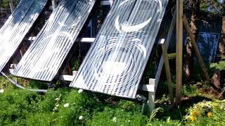 homemade-solar-heating-system