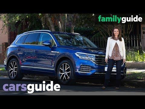 Volkswagen Touareg 2019 review: Launch Edition