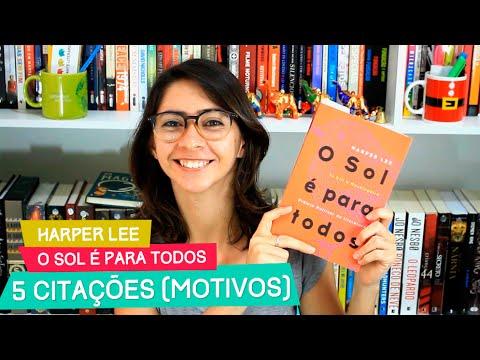 5 CITAÃÃES ~MOTIVOS~ PARA LER O SOL à PARA TODOS | Elefante Literário