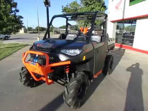 2019 Polaris Ranger XP 1000 EPS High Lifter Edition in Wichita Falls, Texas - Video 1