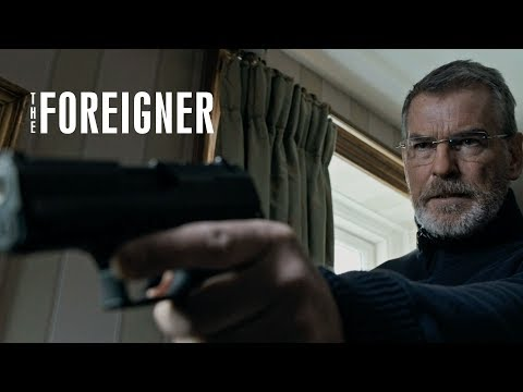 The Foreigner (TV Spot 'How Far')