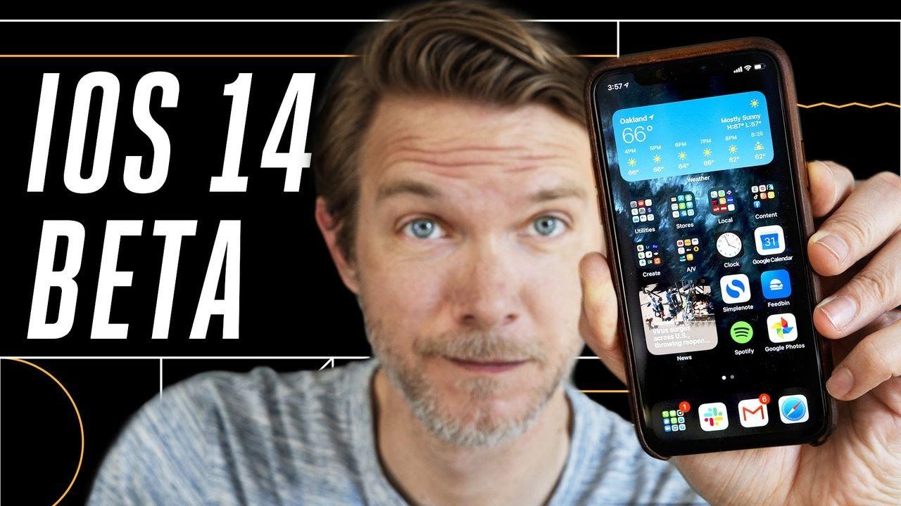 iOS 14 beta: It's complicated…finally thumbnail
