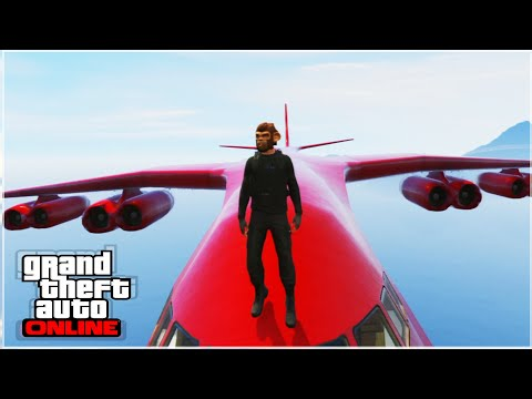 I Love This Video Of Failed GTA V Skydiving Stunts