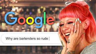 Bartenders Answer Commonly Searched Questions About Bartending