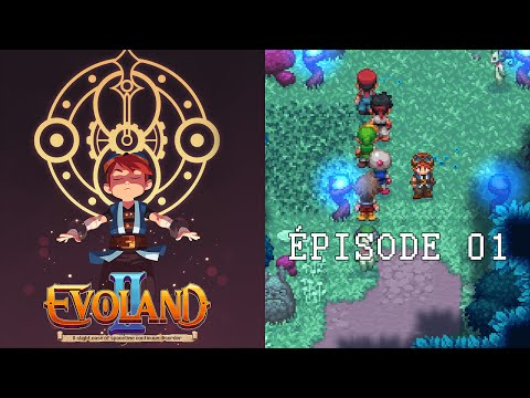 jeanne oskour evoland 2 playthrough 1 fr lets play. Black Bedroom Furniture Sets. Home Design Ideas
