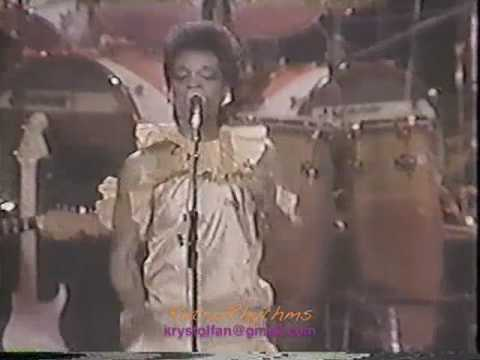 Evelyn Champagne King performs Get Loose LIVE (1982)