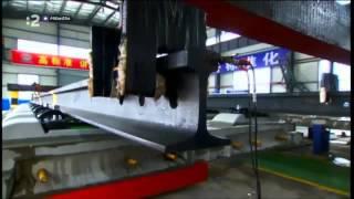 Dokumentárny film Technológia - Megastavby: Najrýchlejšia železnica