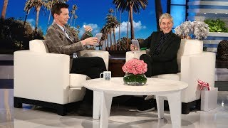 Sean Hayes Reveals His Health Scare to Ellen