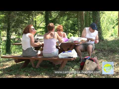 Camping La Dourbie,