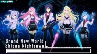 Shiena Nishizawa - Brand New World [Nightcore]