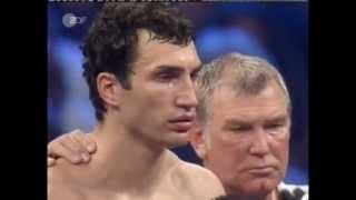 Владимир Кличко vs Фабио-Эдуардо Моли 30-08-2003