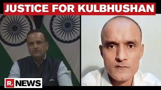 MEA Exposes Pakistan On Kulbhushan Jadhav Case: Pakistan Blocked Indian Lawyer  IMAGES, GIF, ANIMATED GIF, WALLPAPER, STICKER FOR WHATSAPP & FACEBOOK