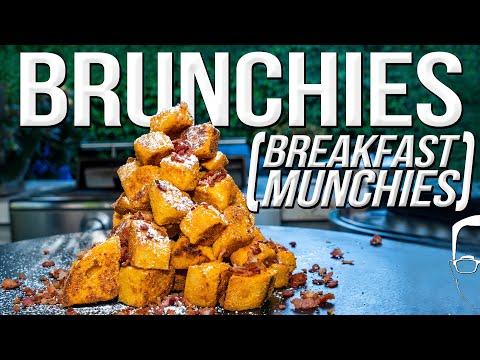 BRUNCHIES (BREAKFAST MUNCHIES) | SAM THE COOKING GUY 4K