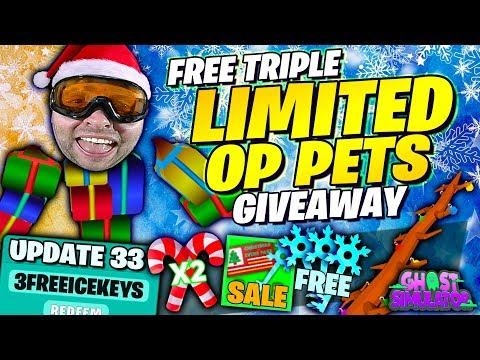 Steam Community Video Free Limited Pets Giveaway 2x Event
