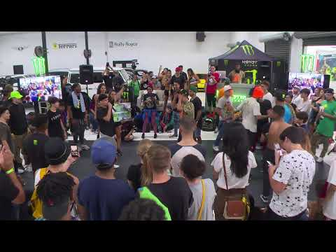 BIGGEST TEXAS BREAKIN BATTLE - BREAK FREE ANNIVERSARY WEEKEND