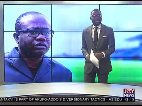 Nyantakyi's Defrauding Charge - Joy News Today (24-5-18)