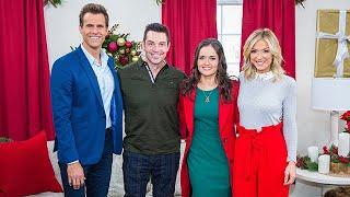 Hallmark's Home & Family interview