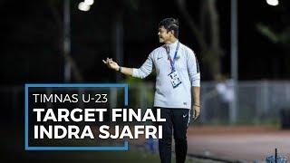 Menang di Semifinal SEA Games 2019, Indra Sjafri Targetkan Rebut Medali Emas