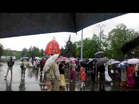 Ратха Ятра Москва 16.05.15г.